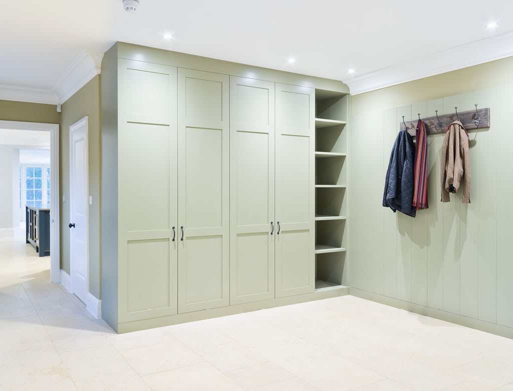 Perfectly Fitted Cabinetry
