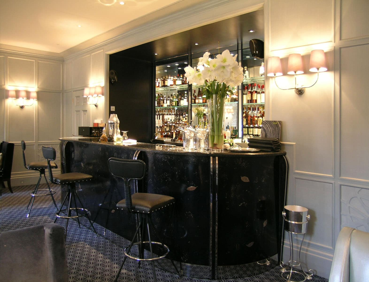 Traditional Handcrafted Bespoke Bar