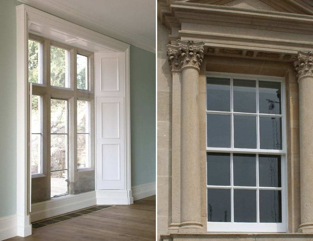 Specialist windows and doors