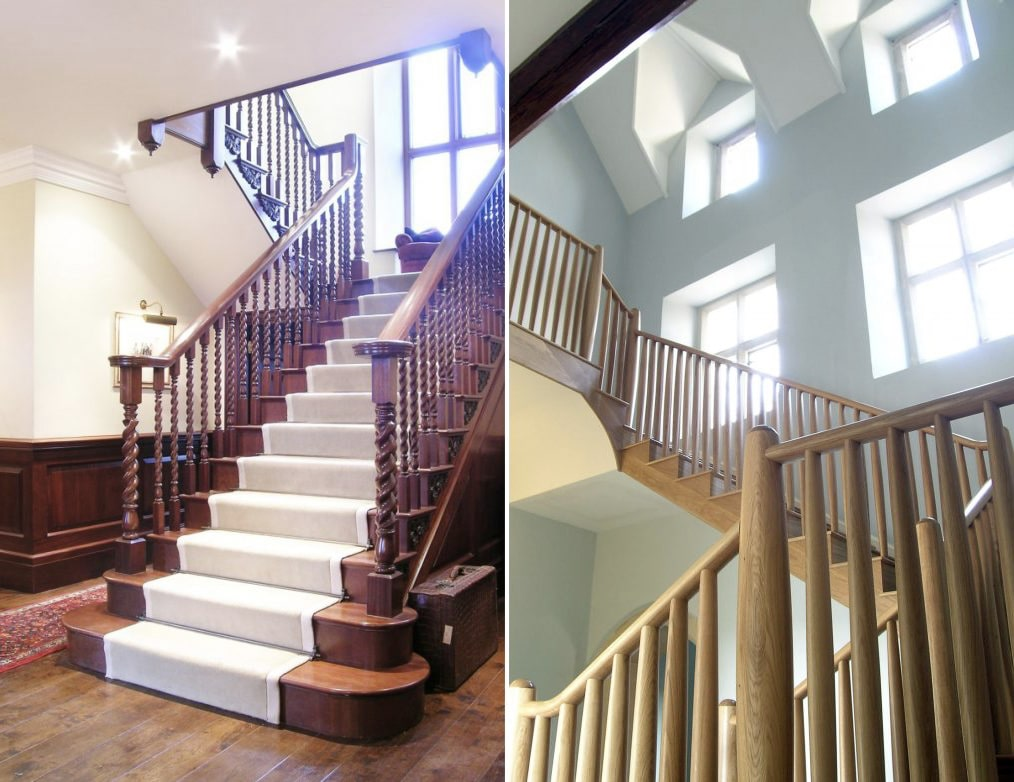 Staircases by Edmont Joinery