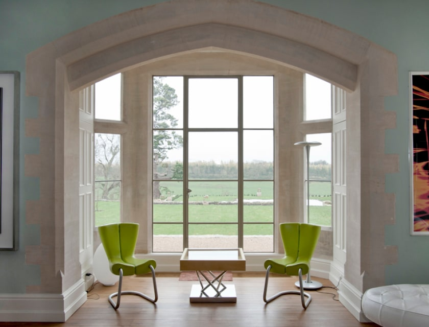 Private residence, Oxfordshire Furniture